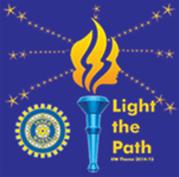 Light the path logo