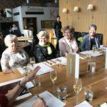 Piirin past puheenjohtajien lounas